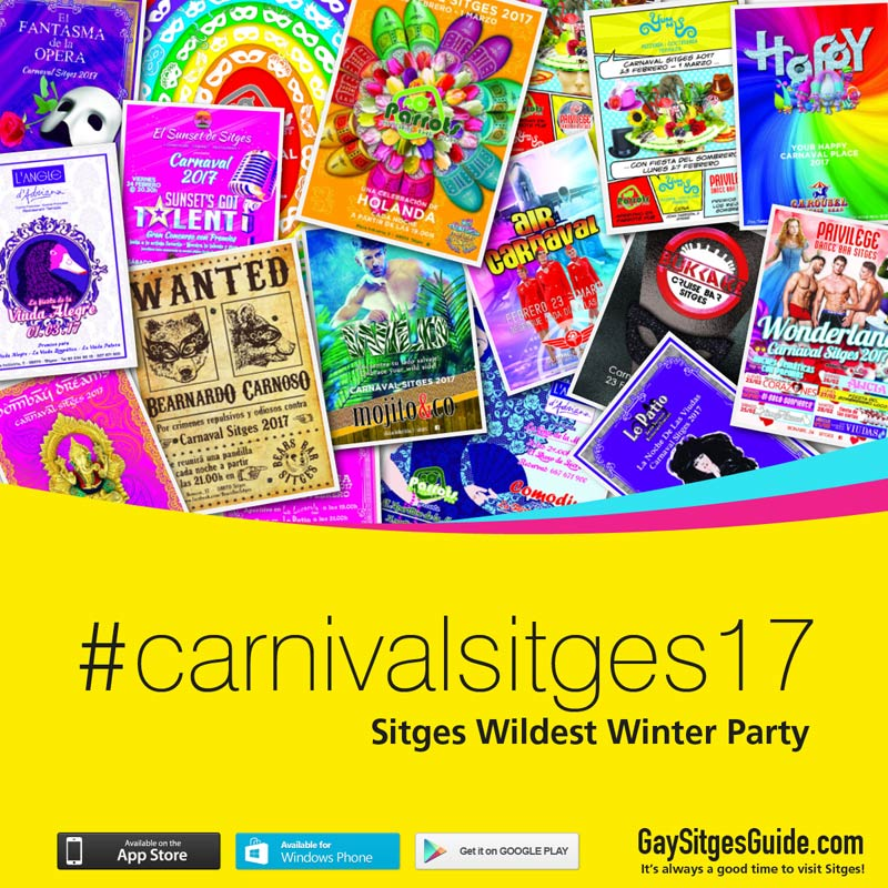 Sitges Carnival 2017