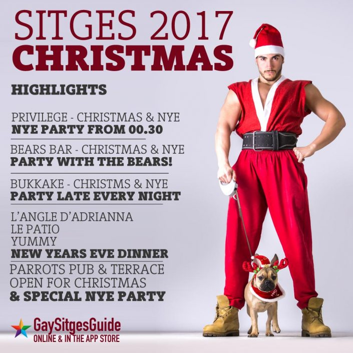 Christmas in Sitges 2018