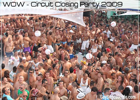 gay party circuit