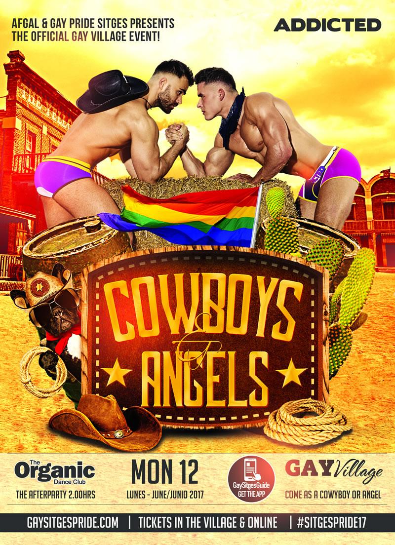 Cowboy e angeli