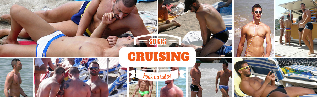 Gay cruising in Sitges