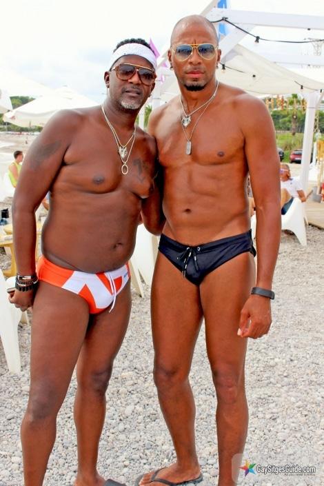 Festa Gay na Praia