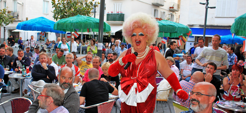 Eurovision in Sitges at Parrots