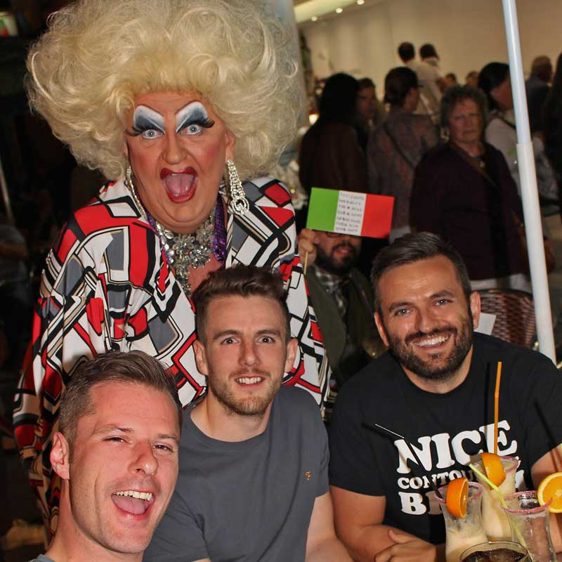 Eurovision in Sitges