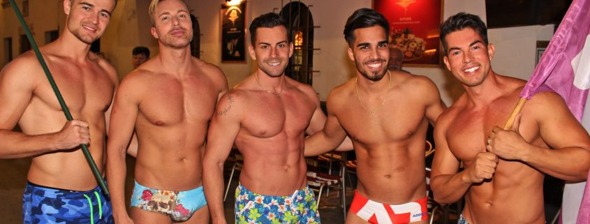 Addicted Fashion Show - Sitges August 2017