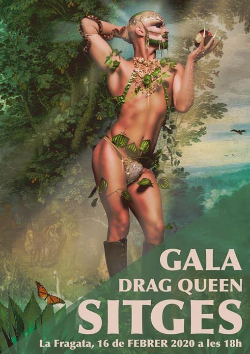 Gala Drag Queen Sitges