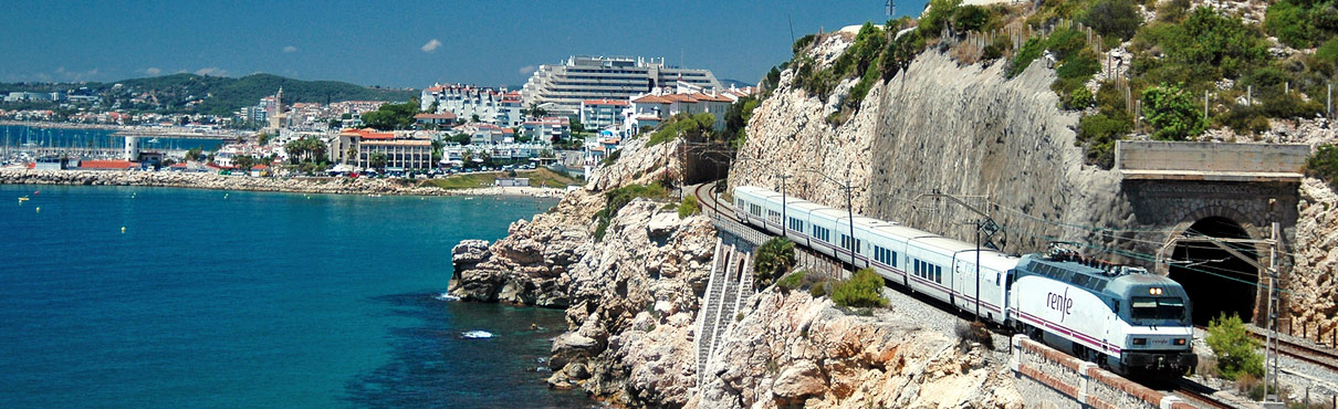 Getting to Sitges
