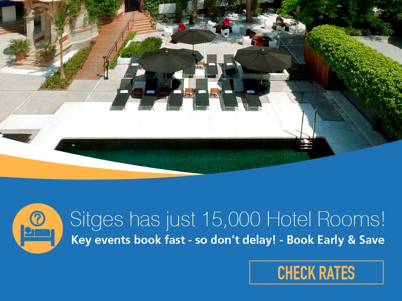 Hotels in Sitges