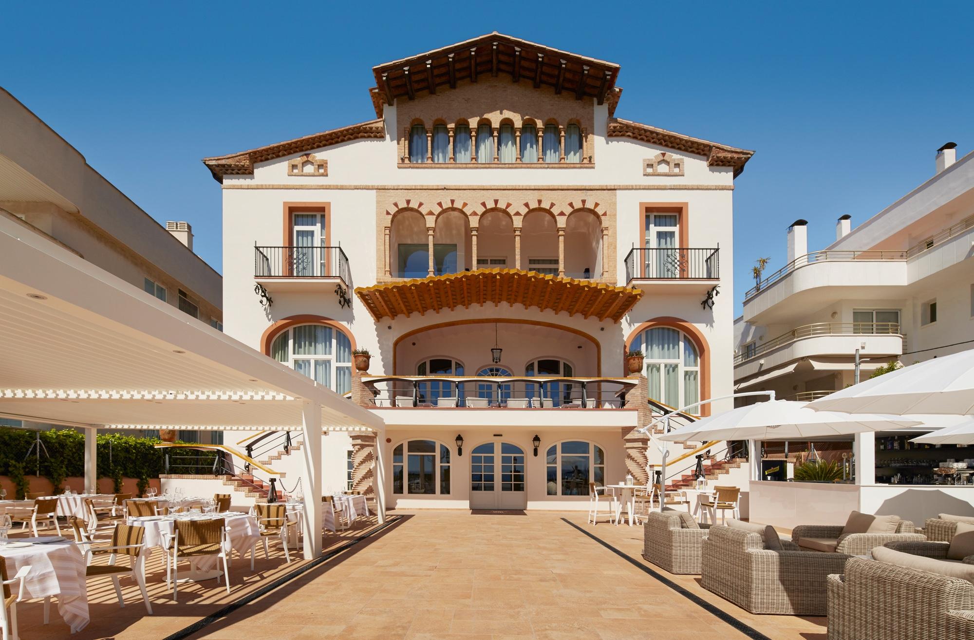 Gay sitges blog - Hotel casa vilella ...