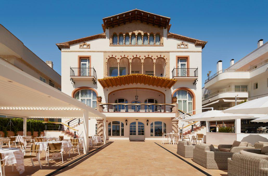 Restaurant at Casa Vilella Sitges