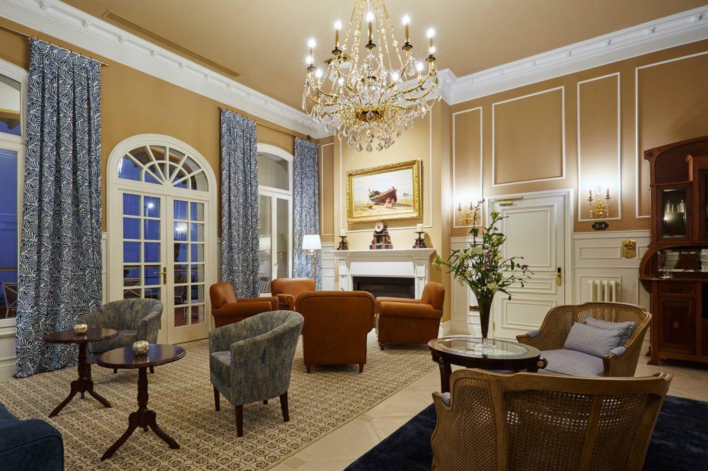 Casa Vilella Sitges Living room
