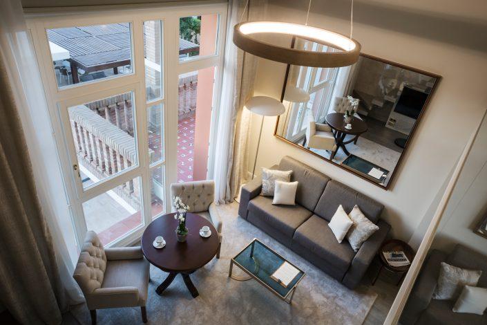 Suites at the Casa Vilella Sitges