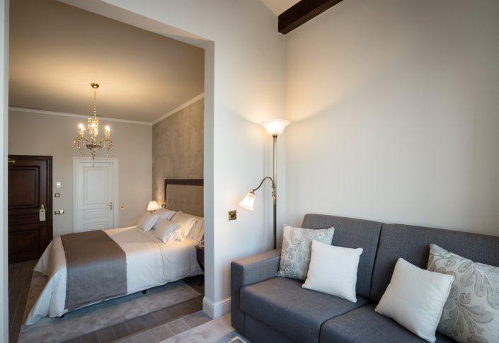 Rooms at the Casa Vilella Sitges