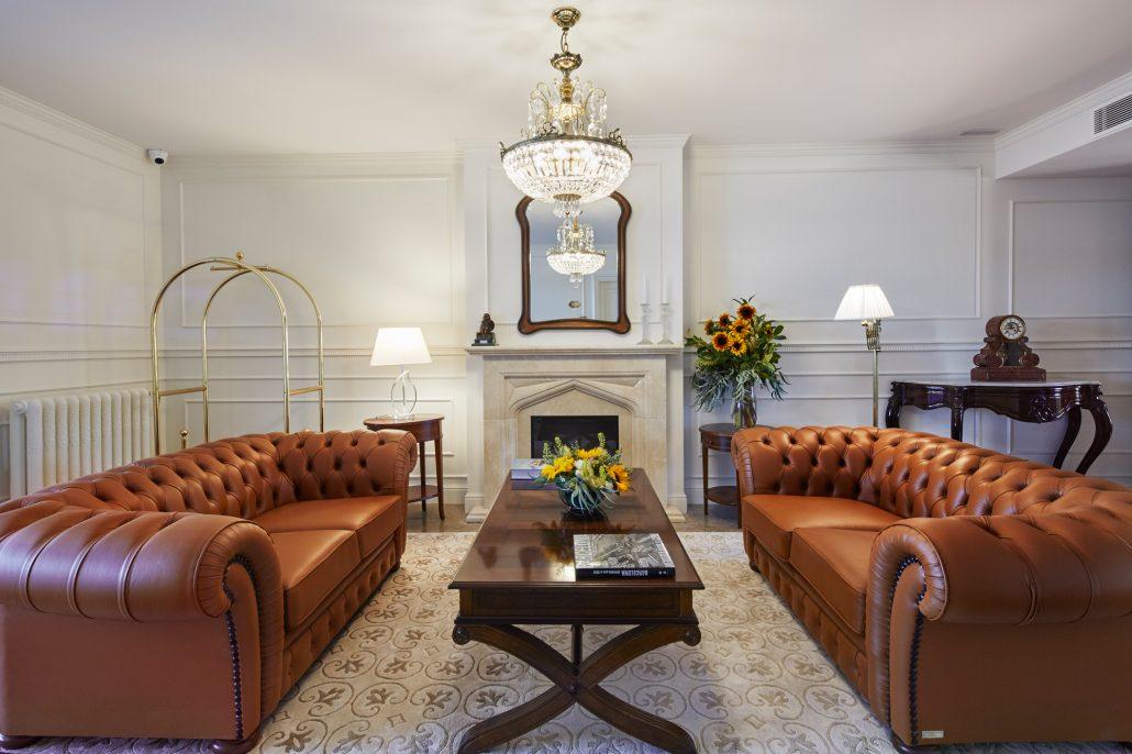 Reception at Casa Vilella Sitges