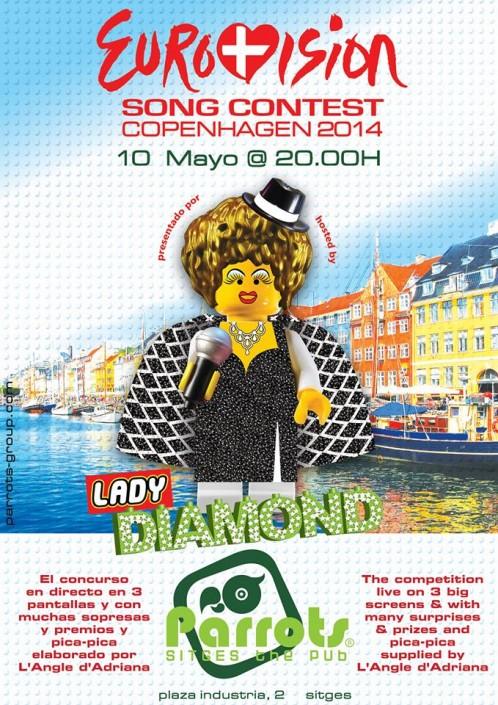 Eurovision Sitges Pappagalli