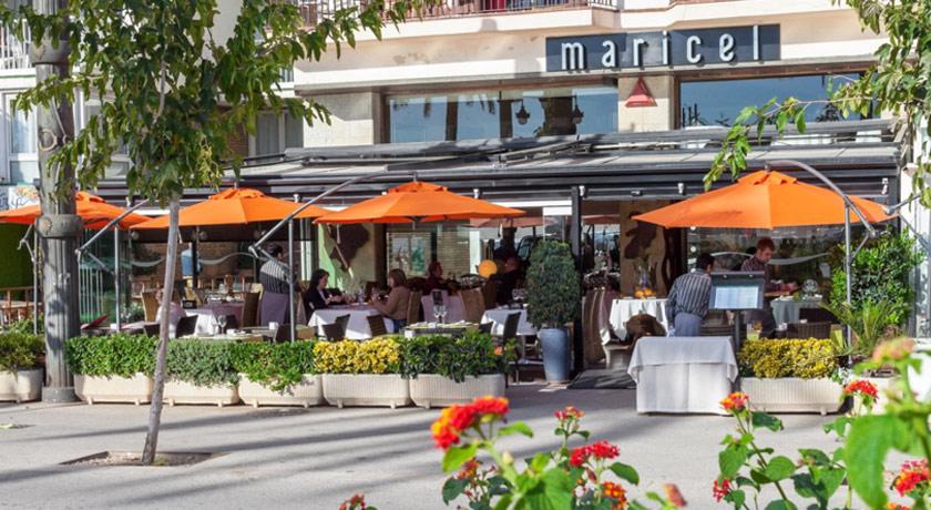 Maricel Restaurant Sitges