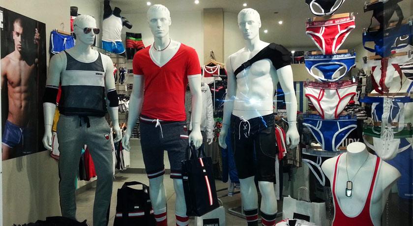 Menswear ES4u Sitges