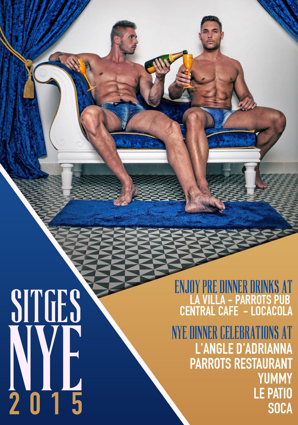 NYE 2015 Sitges