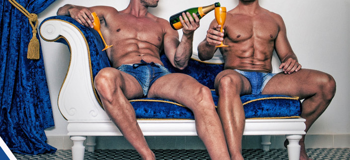 Sitges Gay new years eve