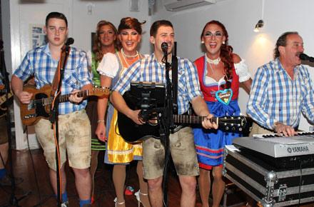 Contagem regressiva da Oktoberfest Sitges