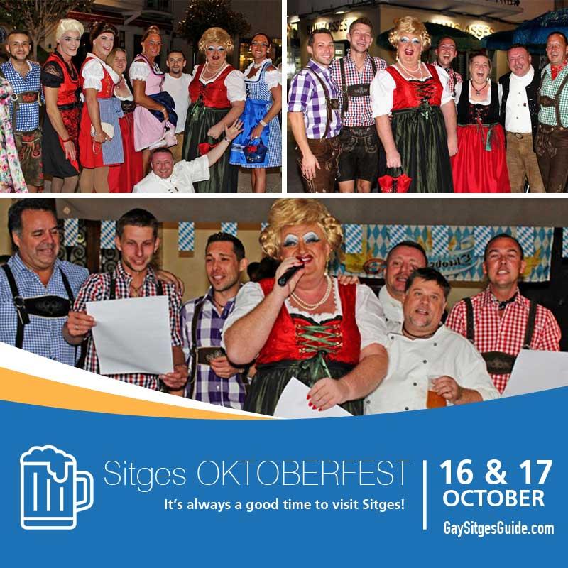 Sitges Oktoberfest 2015