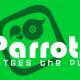 Parrots Pub Sitges Logo