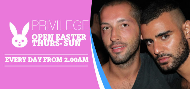 Privilege Easter