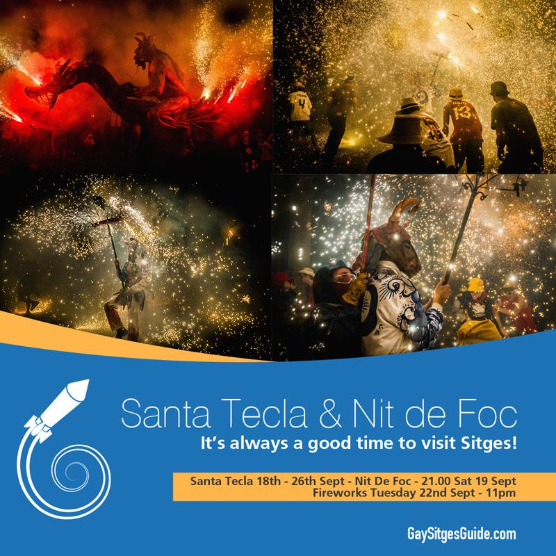 Santa Tecla & Nit De Focs