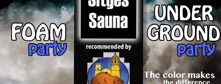Sauna Sitges Bears Week