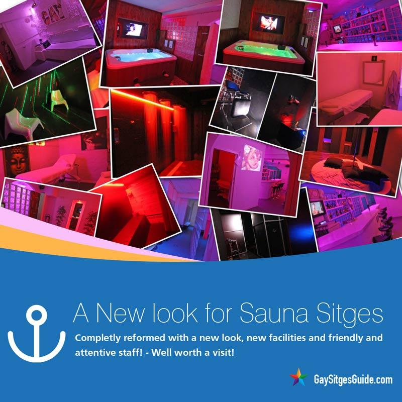 Sauna Sitges New Look