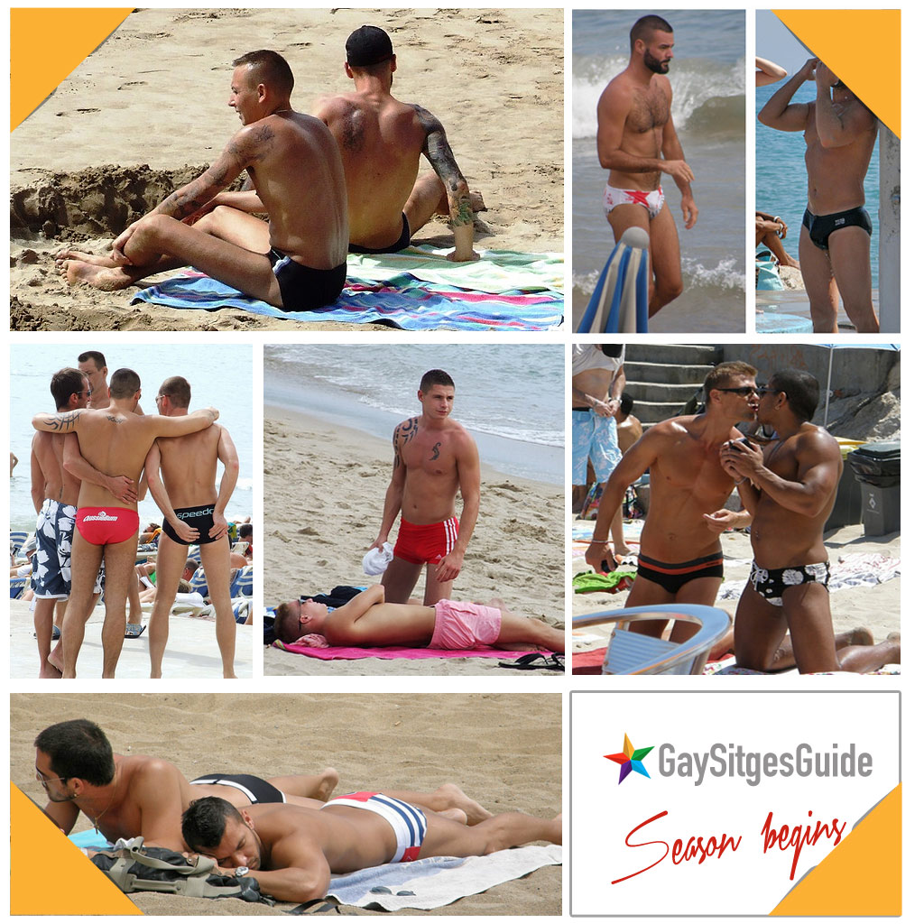 May in Sitges