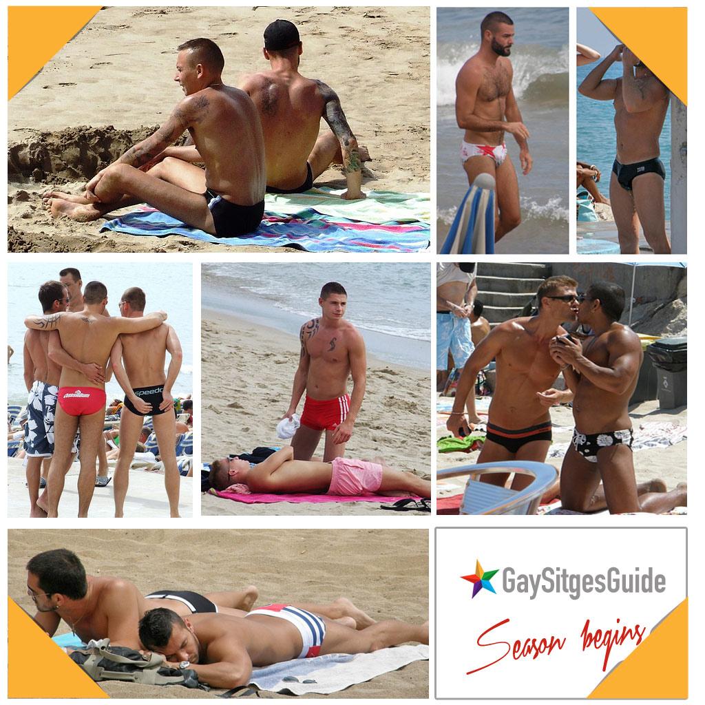 Maio em Sitges