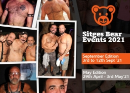 Bears Sitges Events 2021