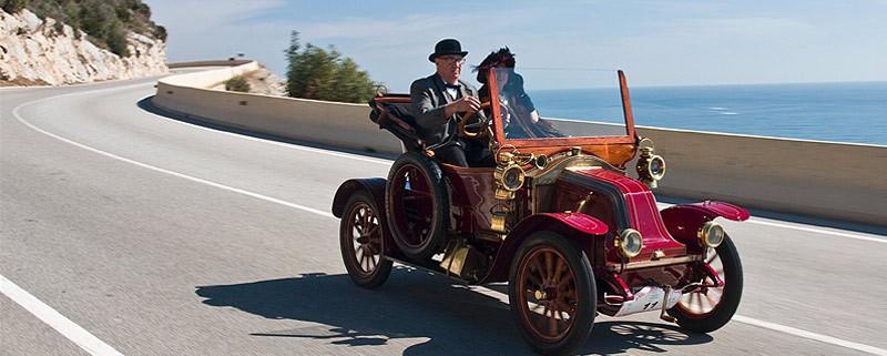 Sitges Vintage Car Rally