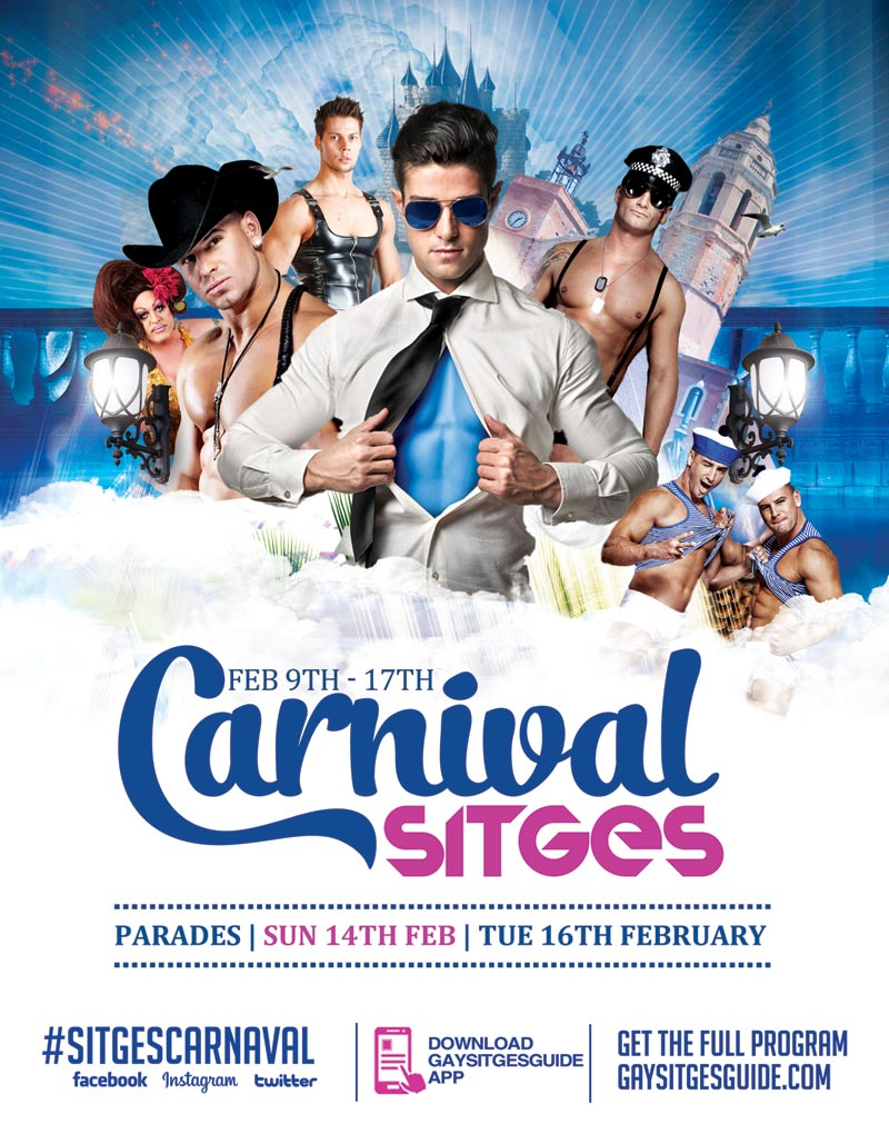 Sitges Carnival 2021