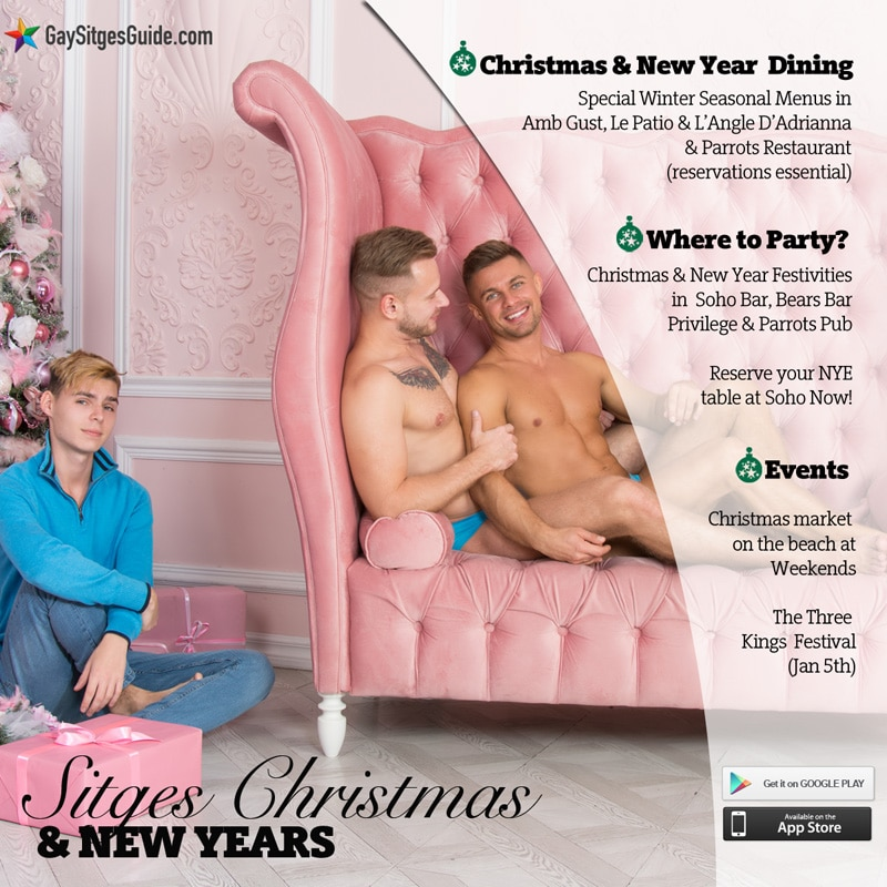 Christmas in Sitges 2019