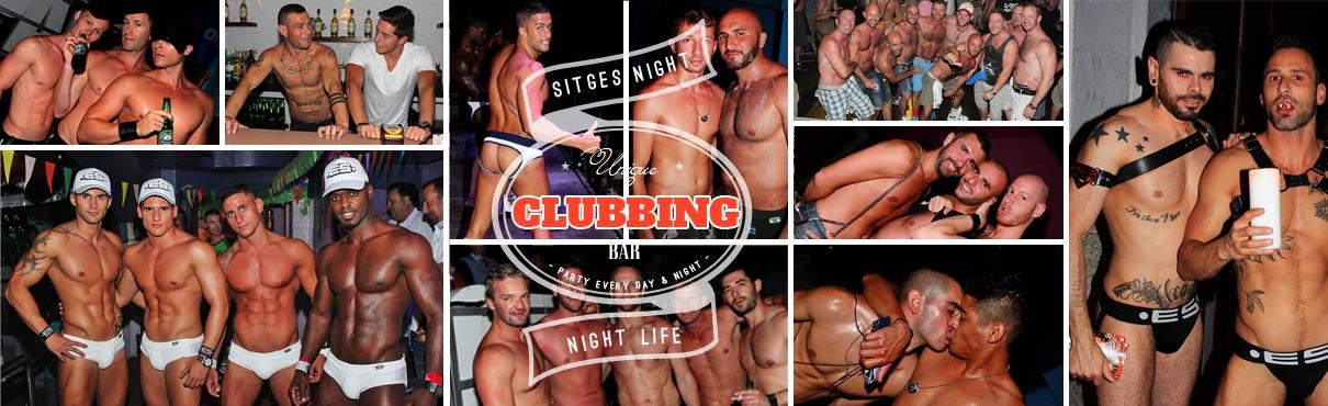 Clubes gays de Sitges