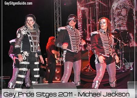 Michael Jackson era gay - Europa Press
