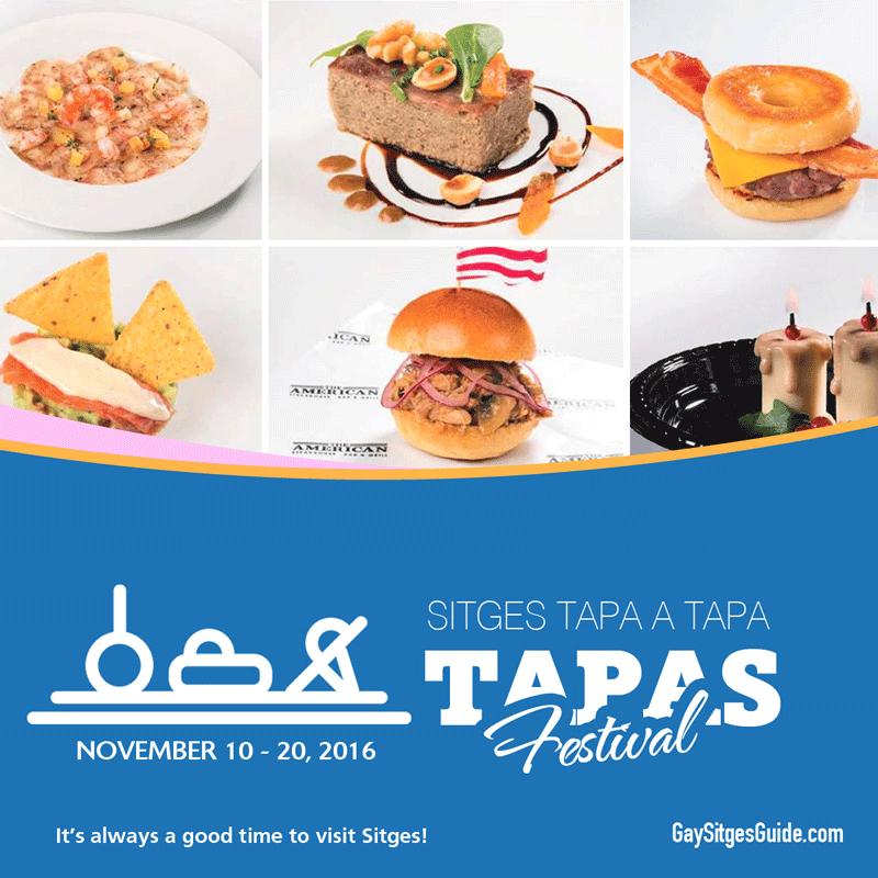 Sitges Tapa a Tapa 2016
