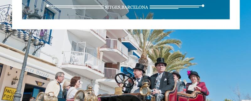 Sitges Car Rally 2017