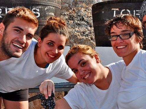 Sitges Wine Harvest Festival