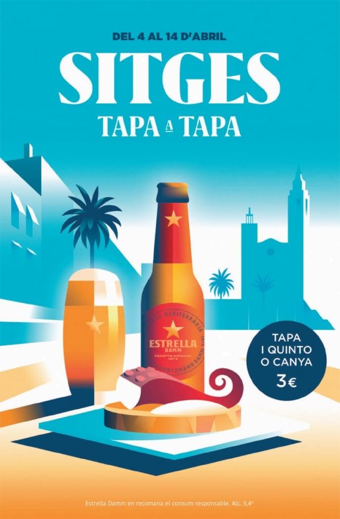 Sitges Tapas-festival 2019