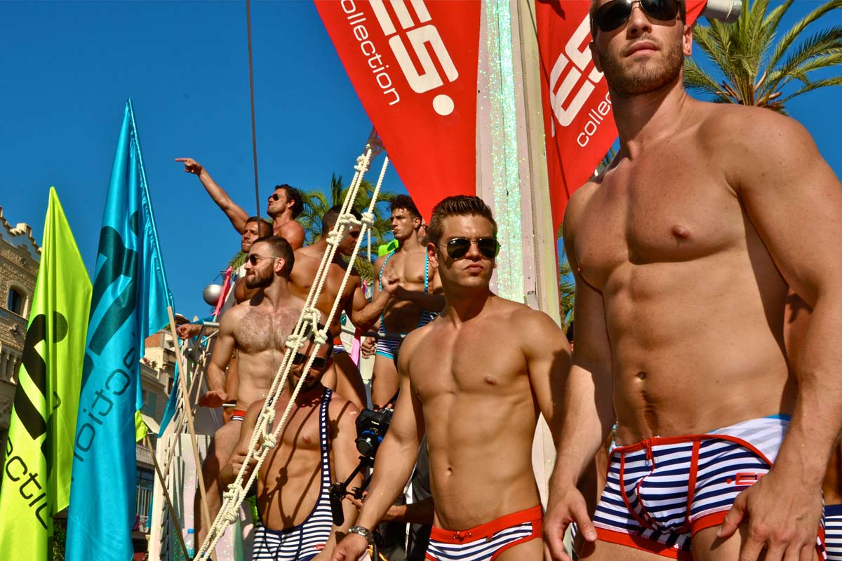 The Sitges Pride Parade