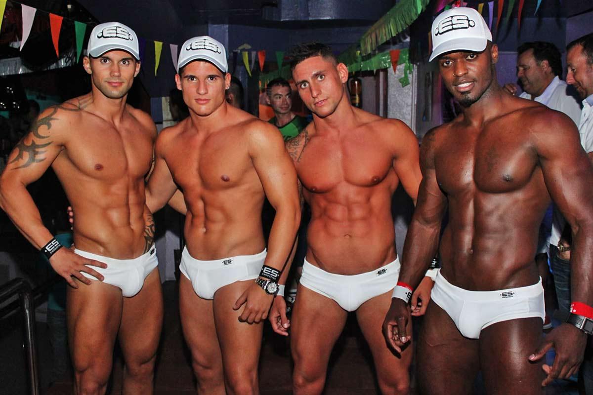 Sitges Pride Parties
