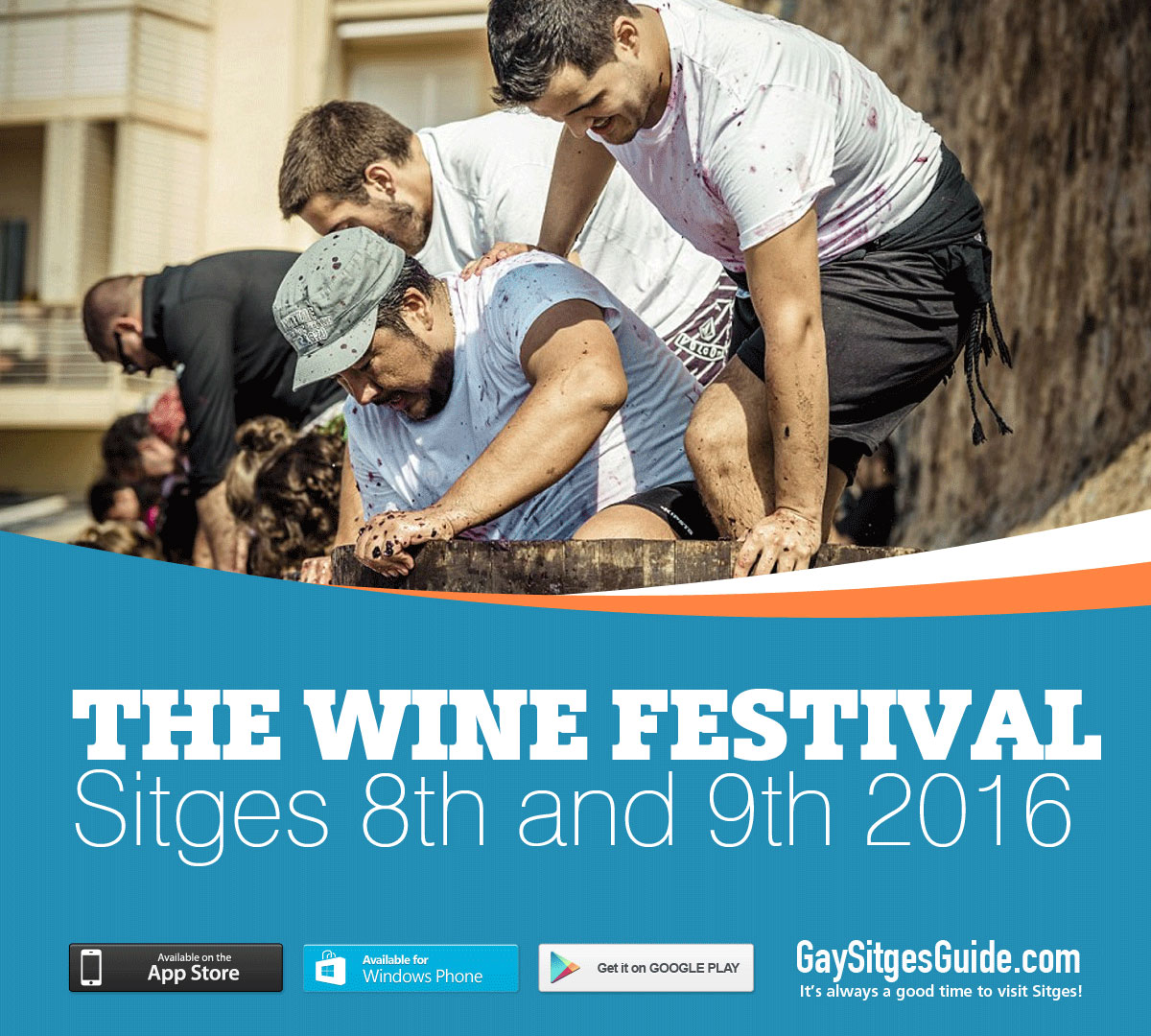 Festival del vino di Sitges 2016