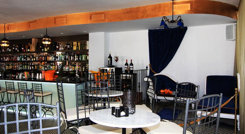 Zona VIP deliciosa de Sitges